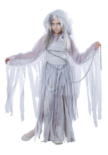Click Here to buy Girls Haunted Beauty Costume from HalloweenCostumes, USA Funds & Shipping