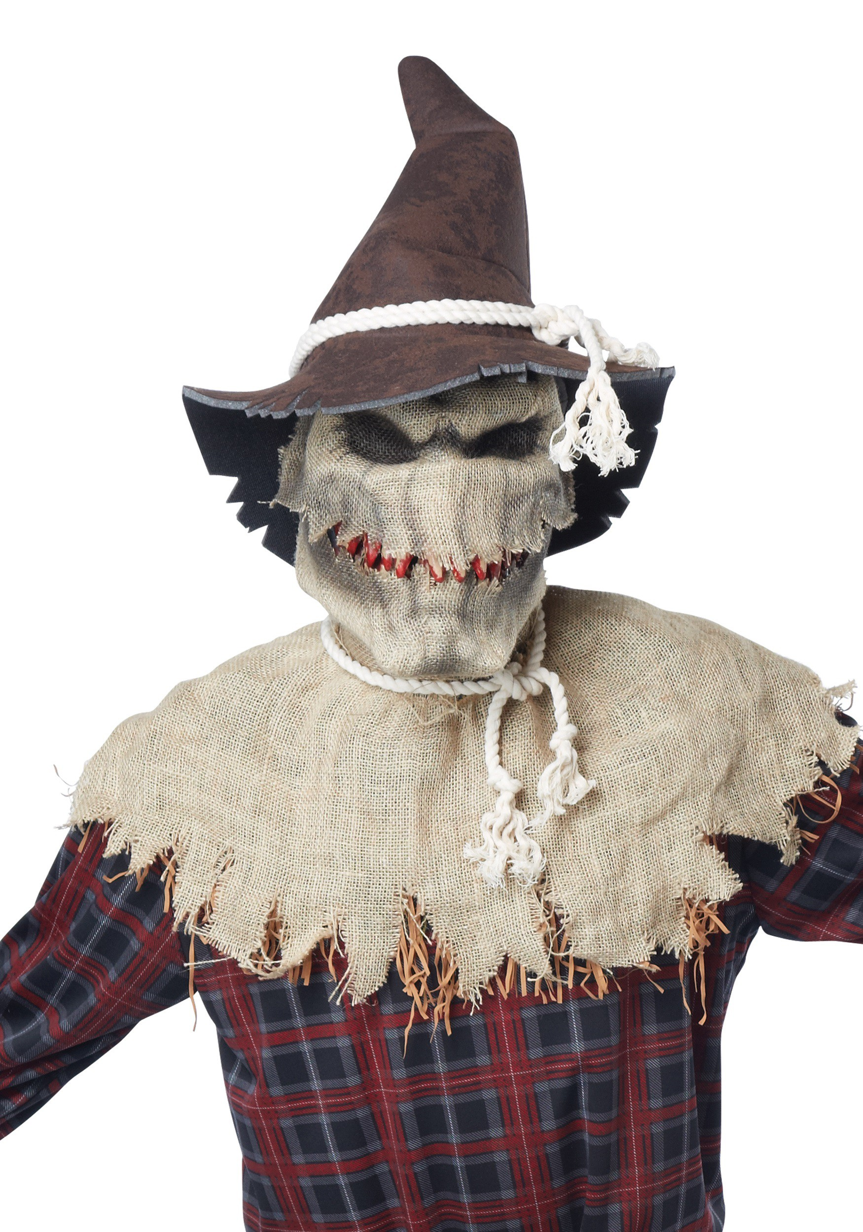 Sadistic Scarecrow Costume For Adults