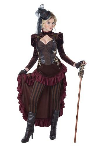 Victorian Steampunk Costume for Women