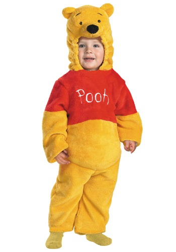 Toddler Deluxe Winnie the Pooh Costume By: Disguise for the 2015 Costume season.
