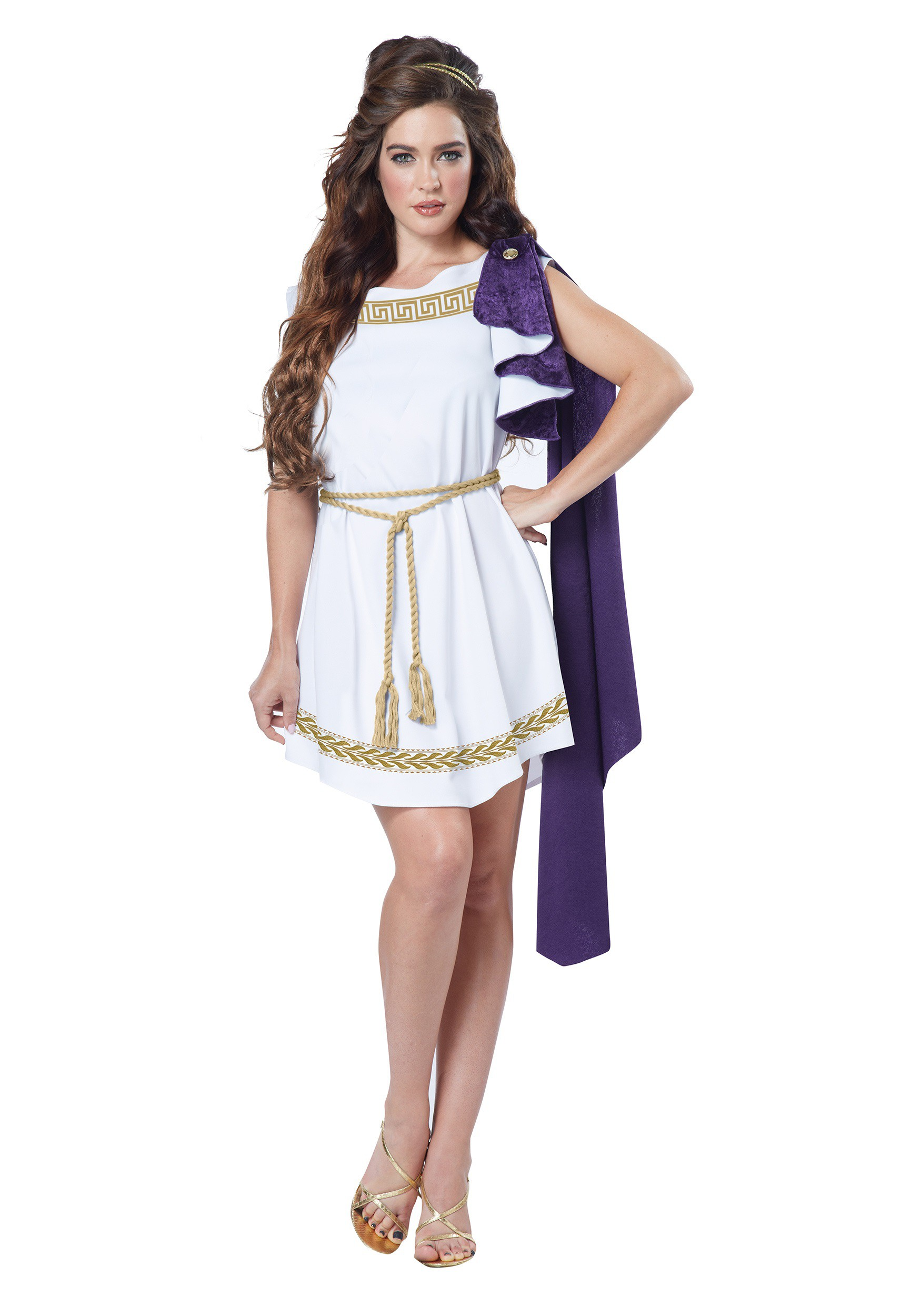 Luxury Womens Greek Goddess Costume  Ladies Roman Goddess Costumes
