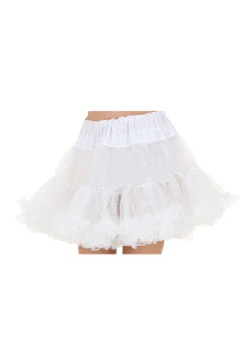 Plus White Petticoat By: Fun Costumes for the 2015 Costume season.