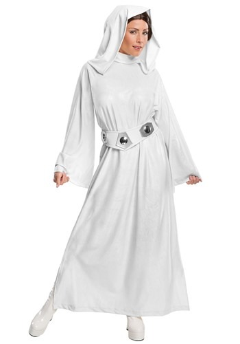 Deluxe Adult Princess Leia Costume By: Rubies Costume Co. Inc for the 2015 Costume season.