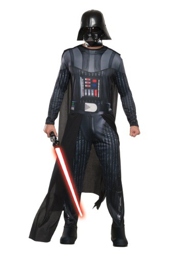 Click Here to buy Darth Vader Adult Costume from HalloweenCostumes, USA Funds & Shipping