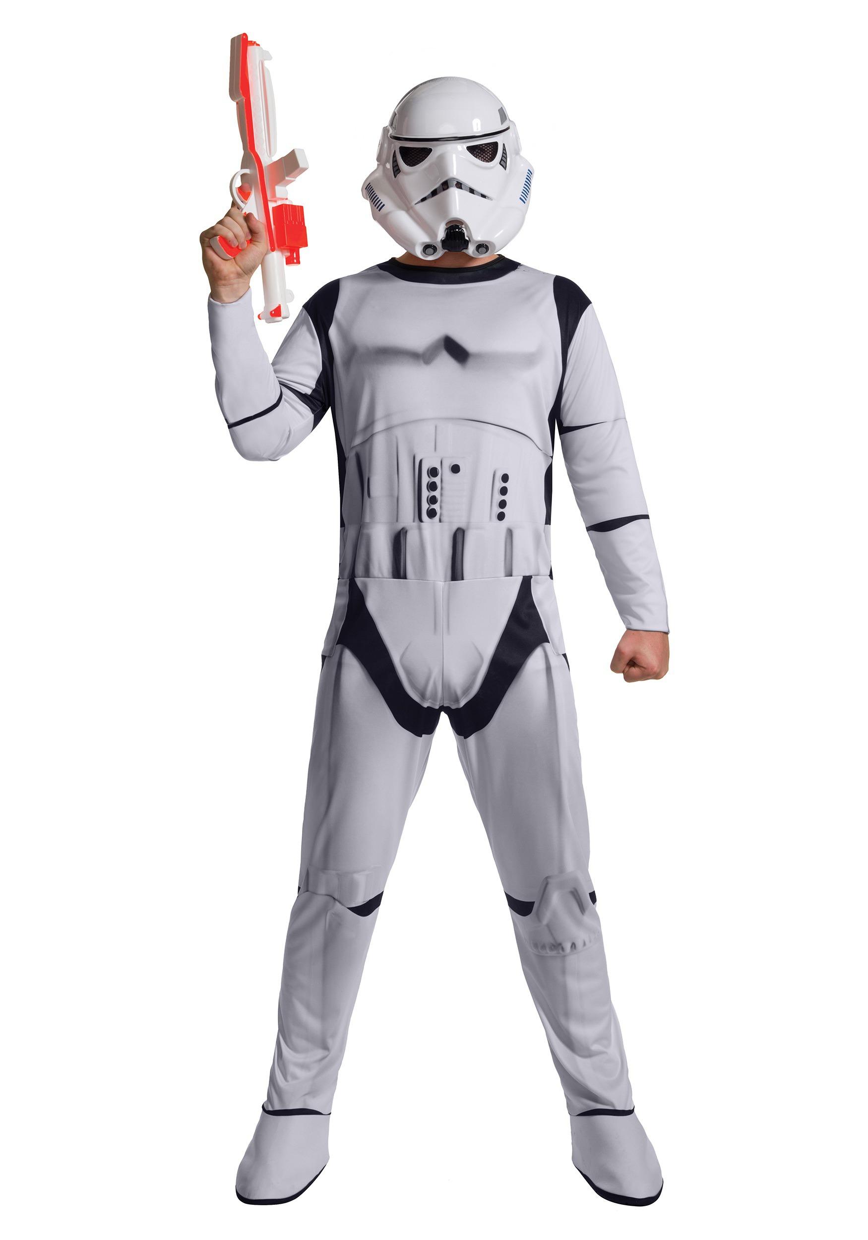 Adult Stormtrooper Costumes 9