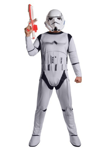 Click Here to buy Adult Stormtrooper Costume from HalloweenCostumes, CDN Funds
