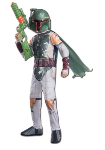 Child Boba Fett Costume By: Rubies Costume Co. Inc for the 2015 Costume season.