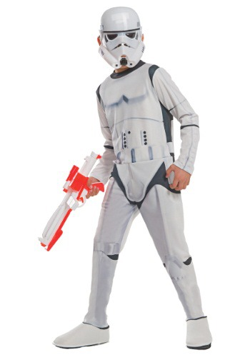 Click Here to buy Kids Stormtrooper Costume from HalloweenCostumes, CDN Funds