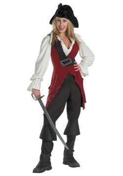 Elizabeth Swann Adult Pirate Costume
