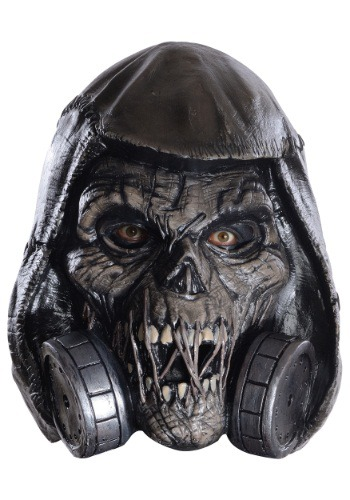 Click Here to buy Adult Scarecrow Arkham Knight Deluxe Latex Mask from HalloweenCostumes, CDN Funds
