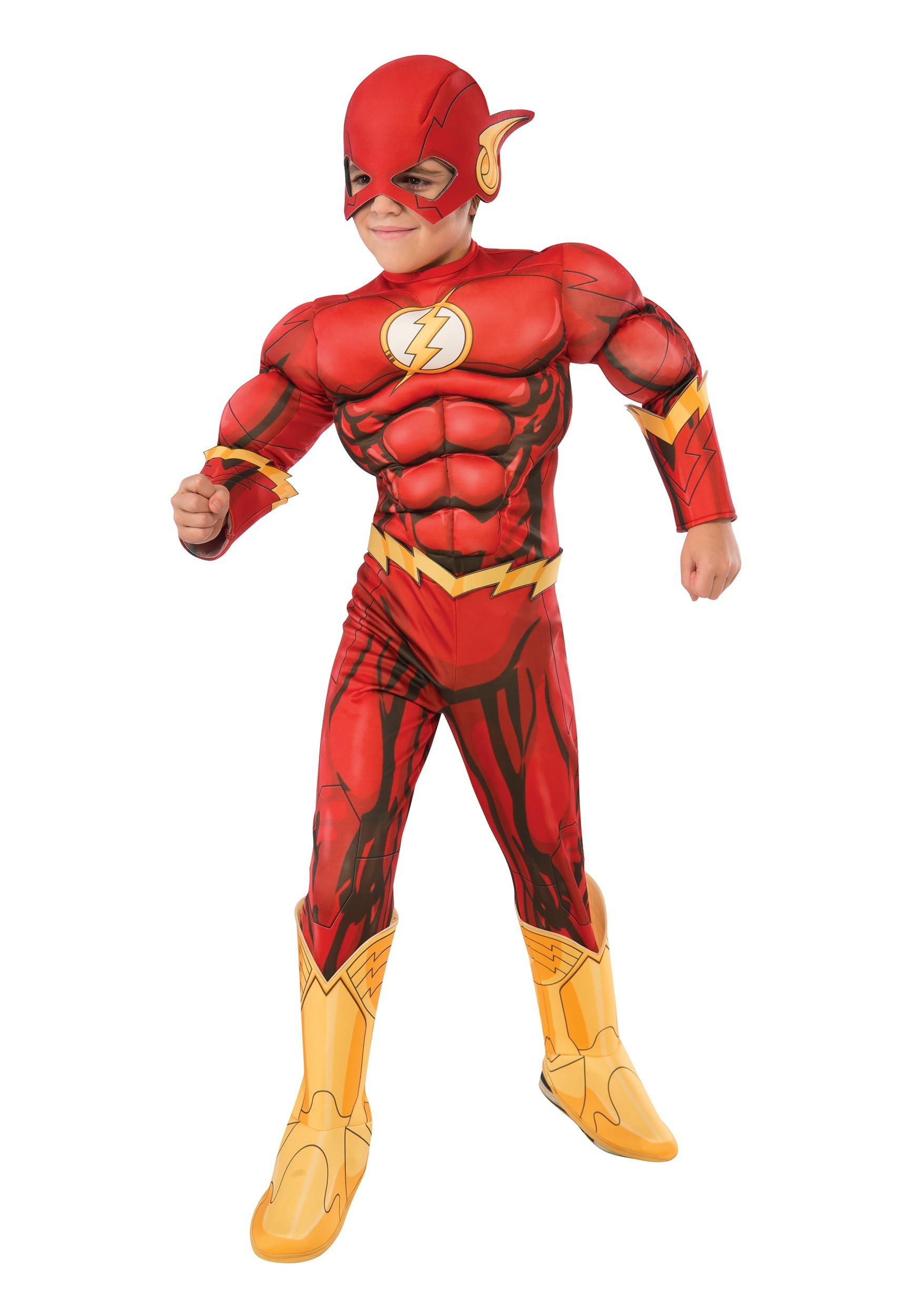 Comics Deluxe Flash Costume