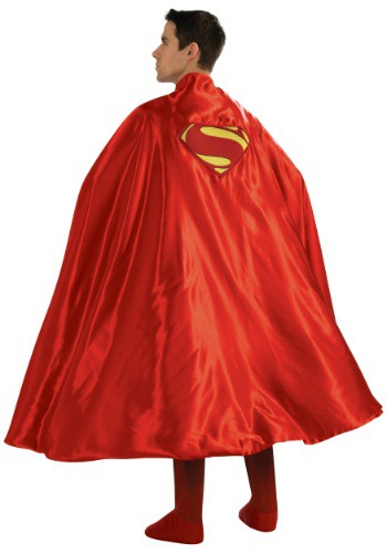 Click Here to buy Adult Deluxe Superman Cape from HalloweenCostumes, USA Funds & Shipping