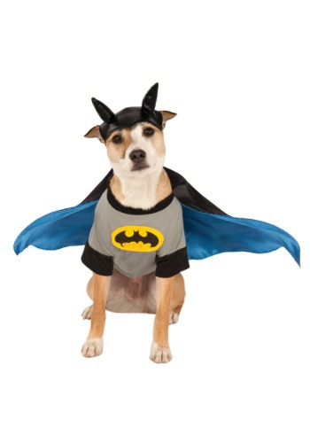 Batman Pet Costume By: Rubies Costume Co. Inc for the 2015 Costume season.