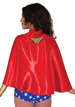Wonder Woman Cape Update 1