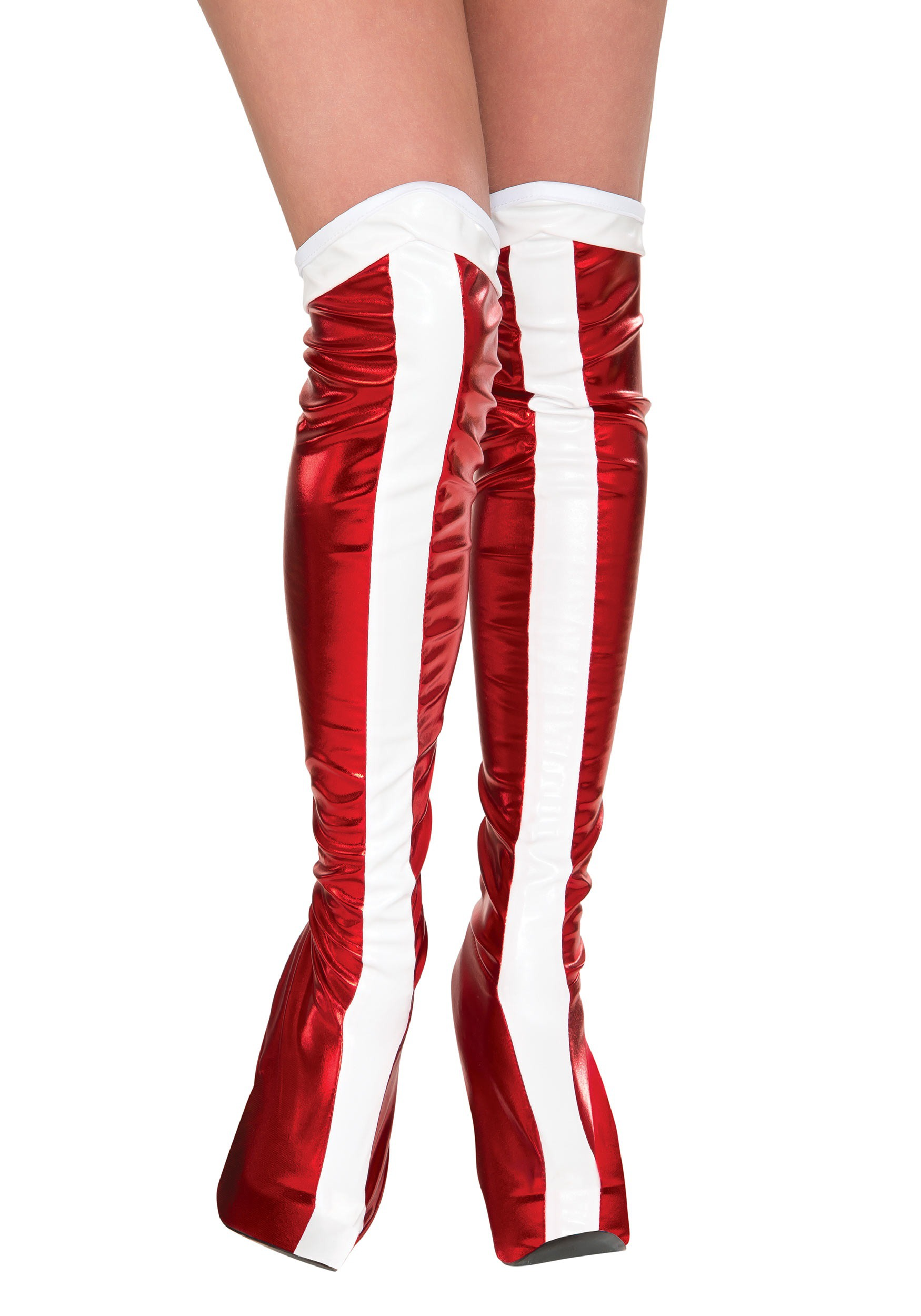 sc 1 st  Halloween Costumes & Wonder Woman Boot Tops