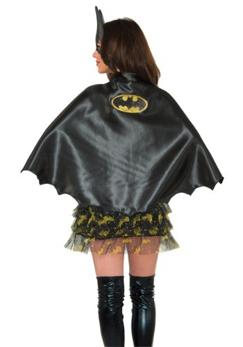 Click Here to buy Batgirl Cape from HalloweenCostumes, CDN Funds