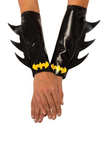 Click Here to buy Batgirl Gauntlets from HalloweenCostumes, CDN Funds