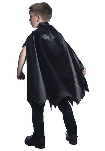 Child Deluxe Batman Cape new
