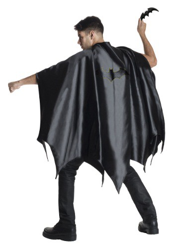 Click Here to buy Adult Deluxe Batman Cape from HalloweenCostumes, USA Funds & Shipping