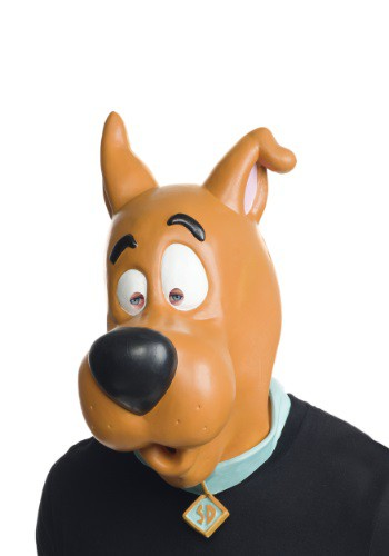 Adult Scooby Doo Latex Mask RU68594