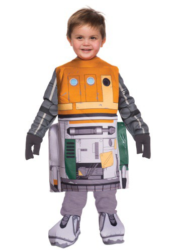 Toddler Star Wars Rebels Chopper Costume RU610732-S