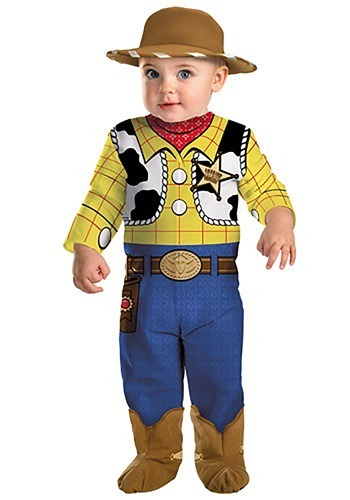 Infant Toy Story Woody Costume