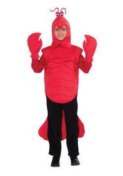 Child Lobster Costume