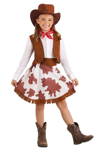 Girls Sweetheart Cowgirl Costume By: Forum Novelties, Inc for the 2015 Costume season.