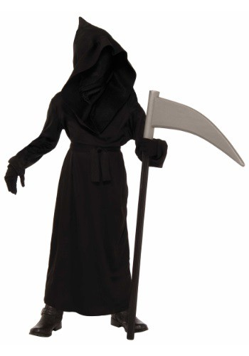 Child Faceless Phantom Costume