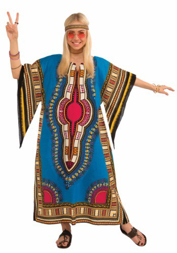 Click Here to buy Womens Dashiki Dress from HalloweenCostumes, CDN Funds