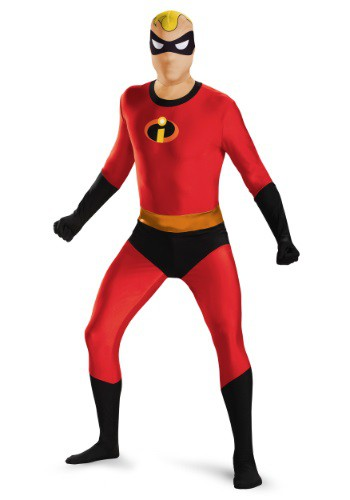 Mr. Incredible Bodysuit Skinovation By: Disguise for the 2015 Costume season.