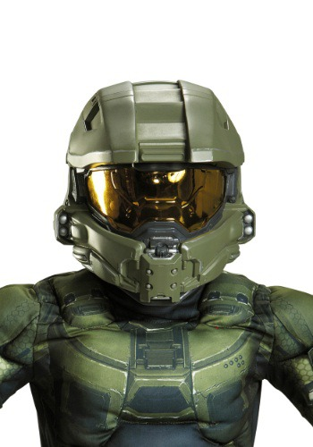 Click Here to buy Master Chief Kids Full Helmet from HalloweenCostumes, CDN Funds