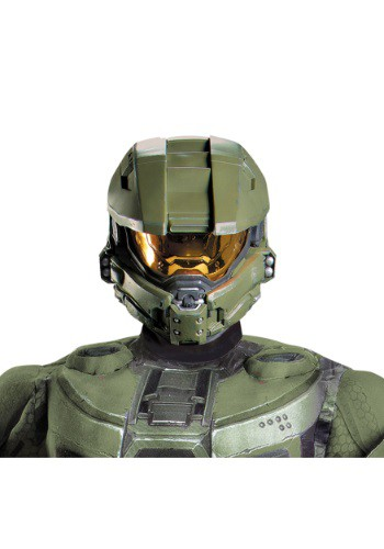 Click Here to buy Master Chief Adult Full Helmet from HalloweenCostumes, CDN Funds