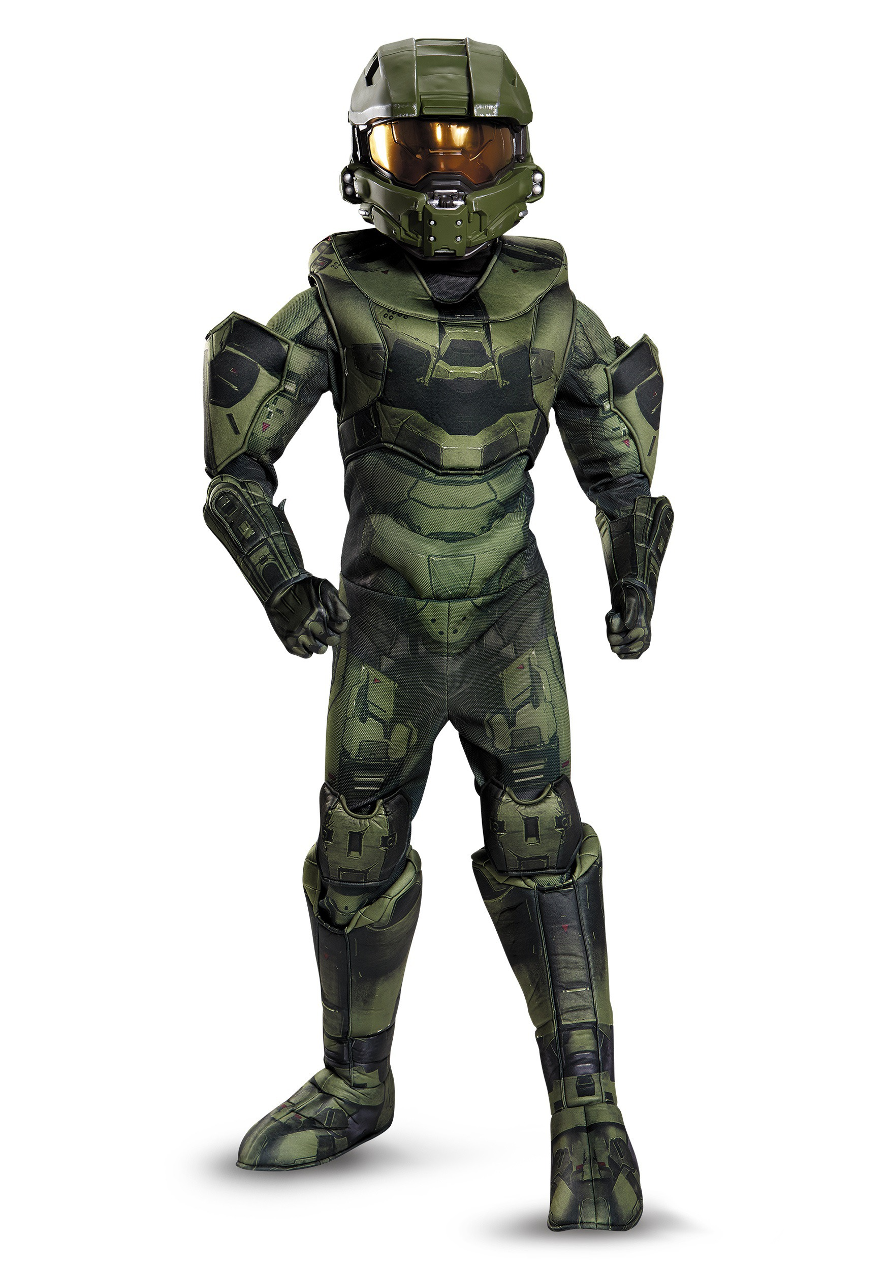 boys master chief prestige costume. Black Bedroom Furniture Sets. Home Design Ideas
