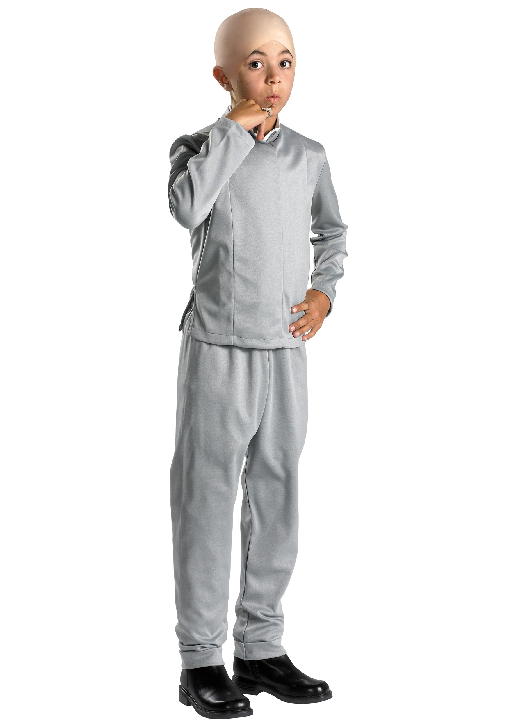 child deluxe dr evil costume - Kids Doctor Halloween Costume