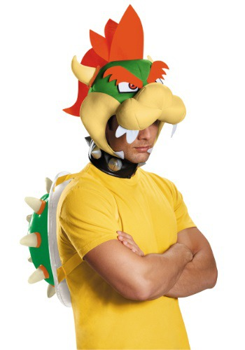 Adult Bowser Kit By: Disguise for the 2015 Costume season.