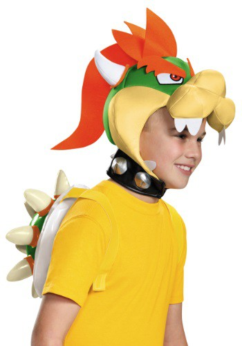 Child Bowser Kit By: Disguise for the 2015 Costume season.