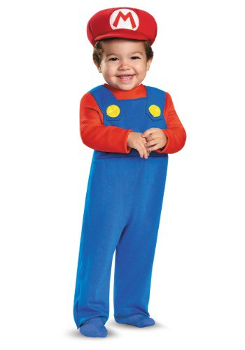 Click Here to buy Mario Baby Costume from HalloweenCostumes, CDN Funds