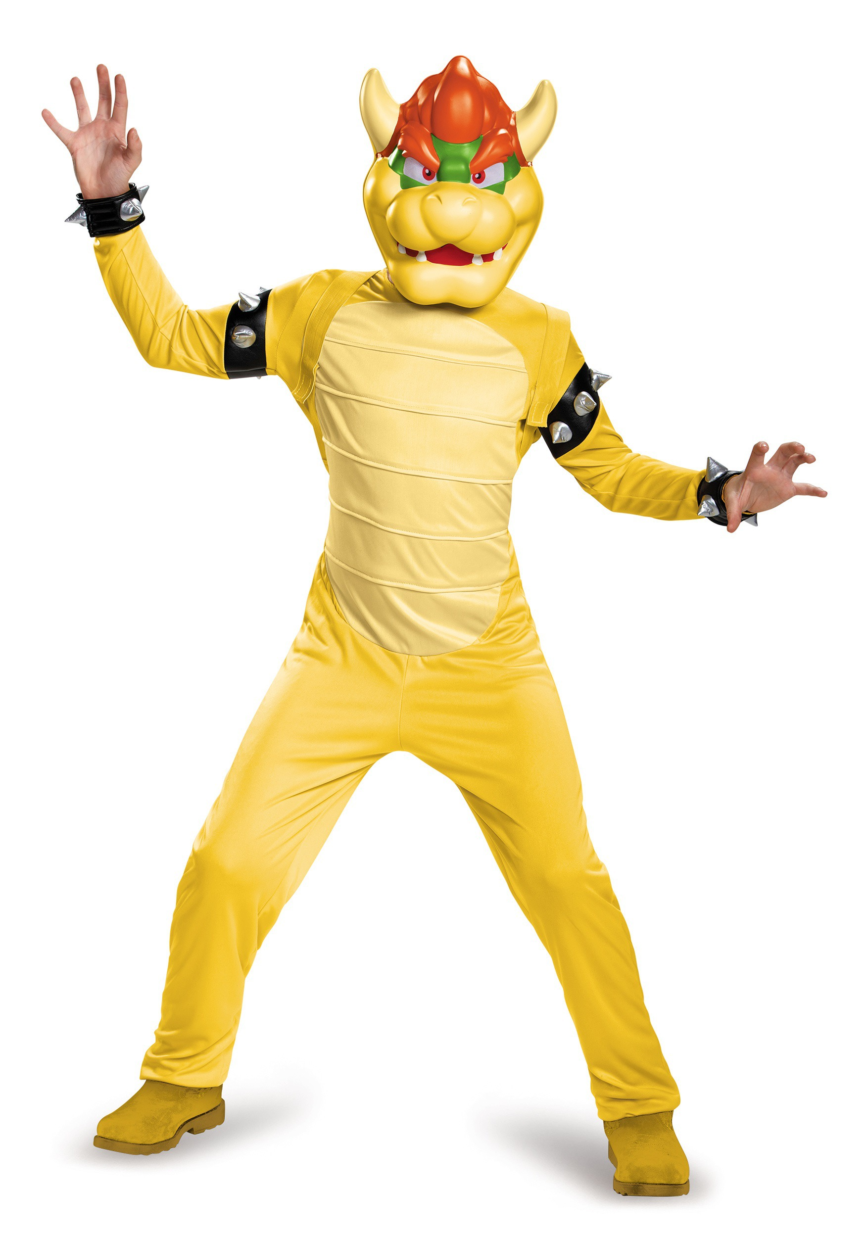 Bowser Deluxe Boys Costume 648c98999a