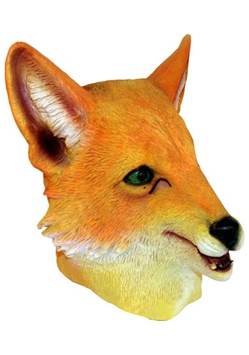 Fox Mask By: Dillon Inc. for the 2015 Costume season.