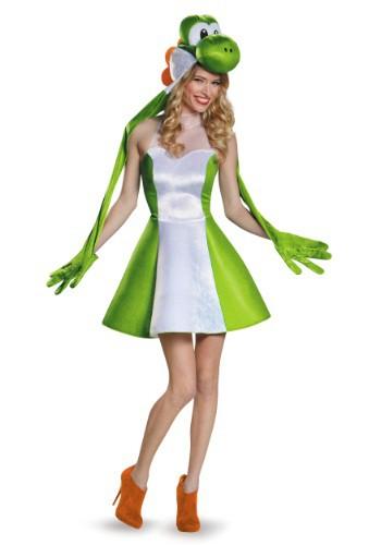 Yoshi Skirt Costume