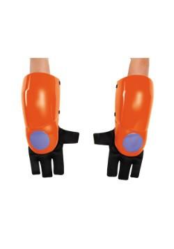 Child Red Baymax Gloves