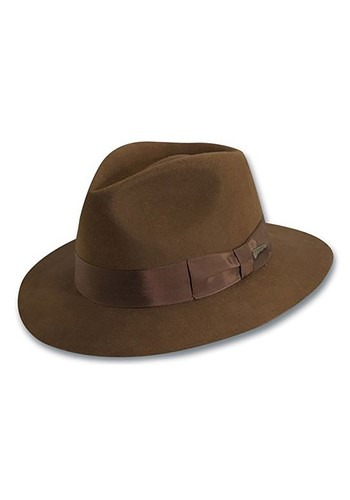 Authentic Indiana Jones Adult Hat By: Dorfman Pacific for the 2015 Costume season.
