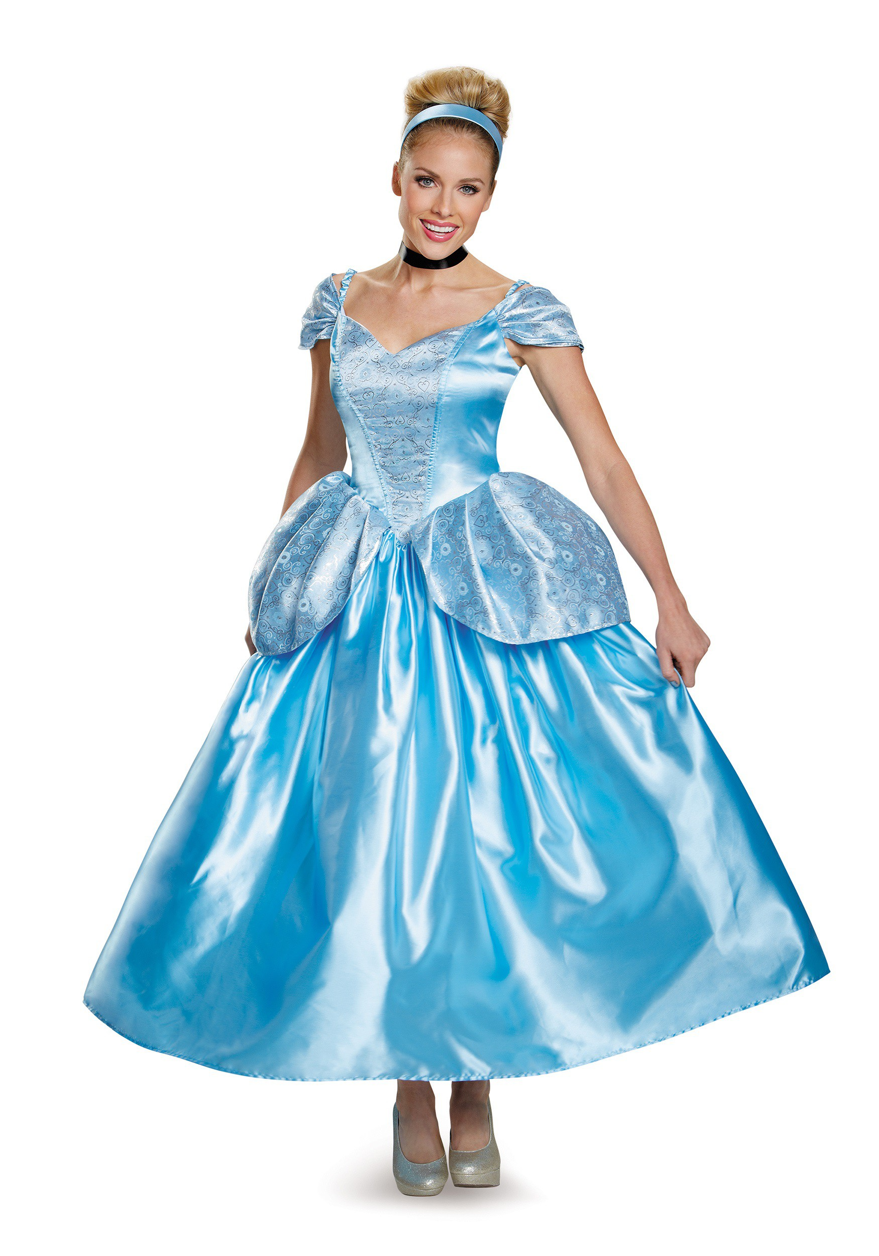 Women S Prestige Cinderella Costume