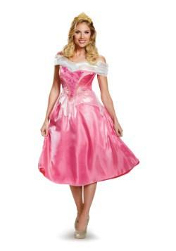 Womens Deluxe Aurora Costume
