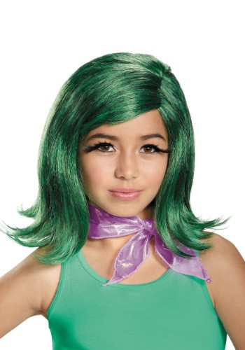 Girls Inside Out Disgust Kit By: Disguise for the 2015 Costume season.