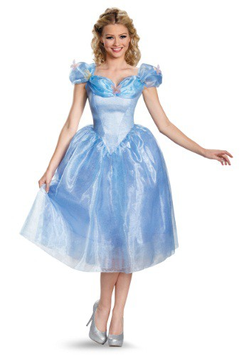 Cinderella Costumes For Adults