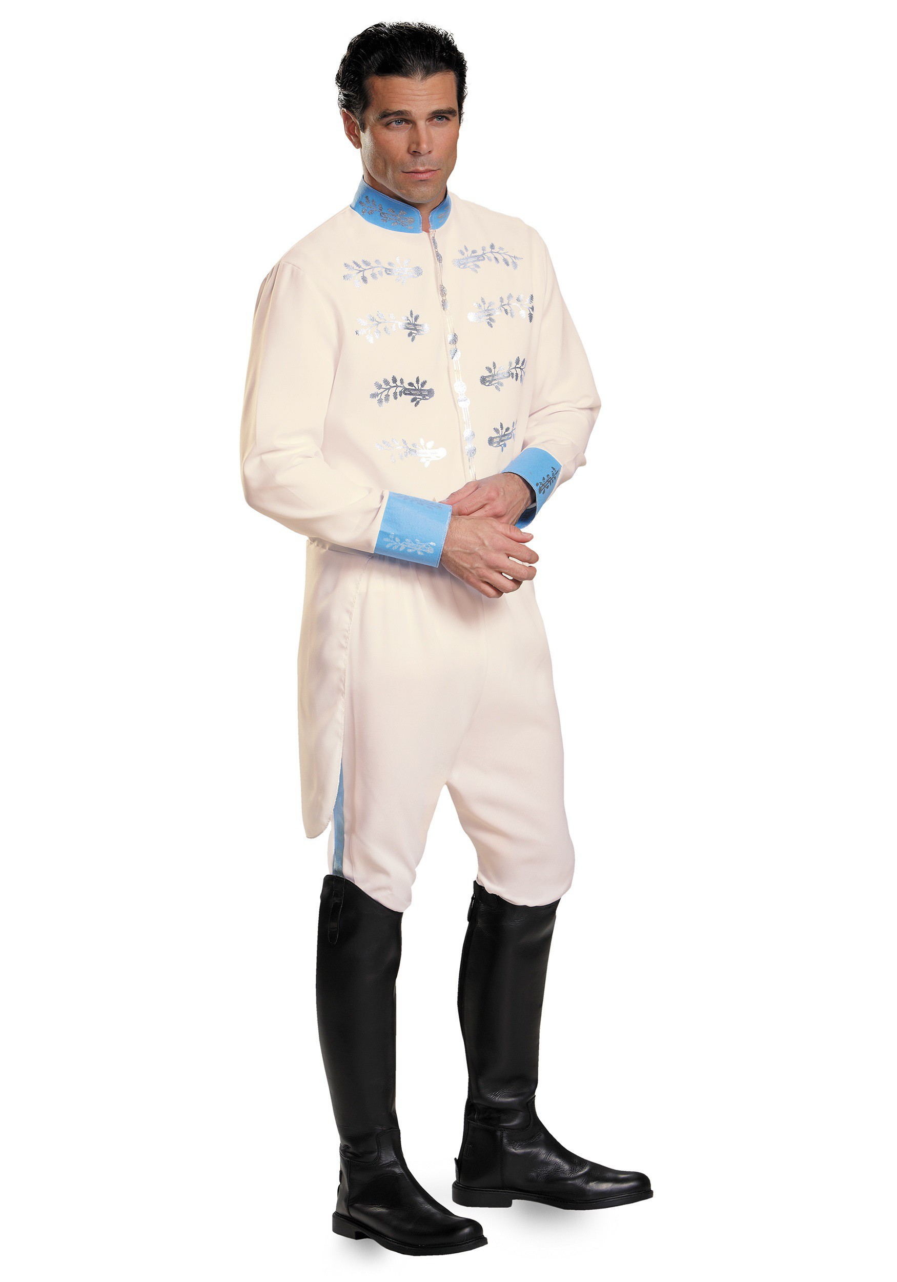 deluxe prince charming costume - Prince Charming Halloween Costumes