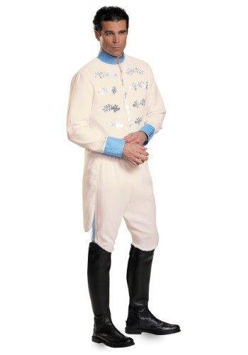 Deluxe Prince Charming Costume By: Disguise for the 2015 Costume season.