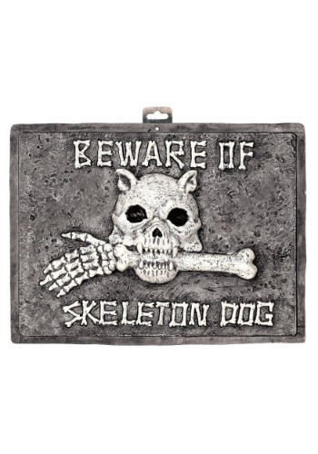 Beware of Dog Sign By: Seasons USA Inc. for the 2015 Costume season.